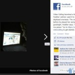 facebook image box