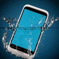 fix a phone fallen in water