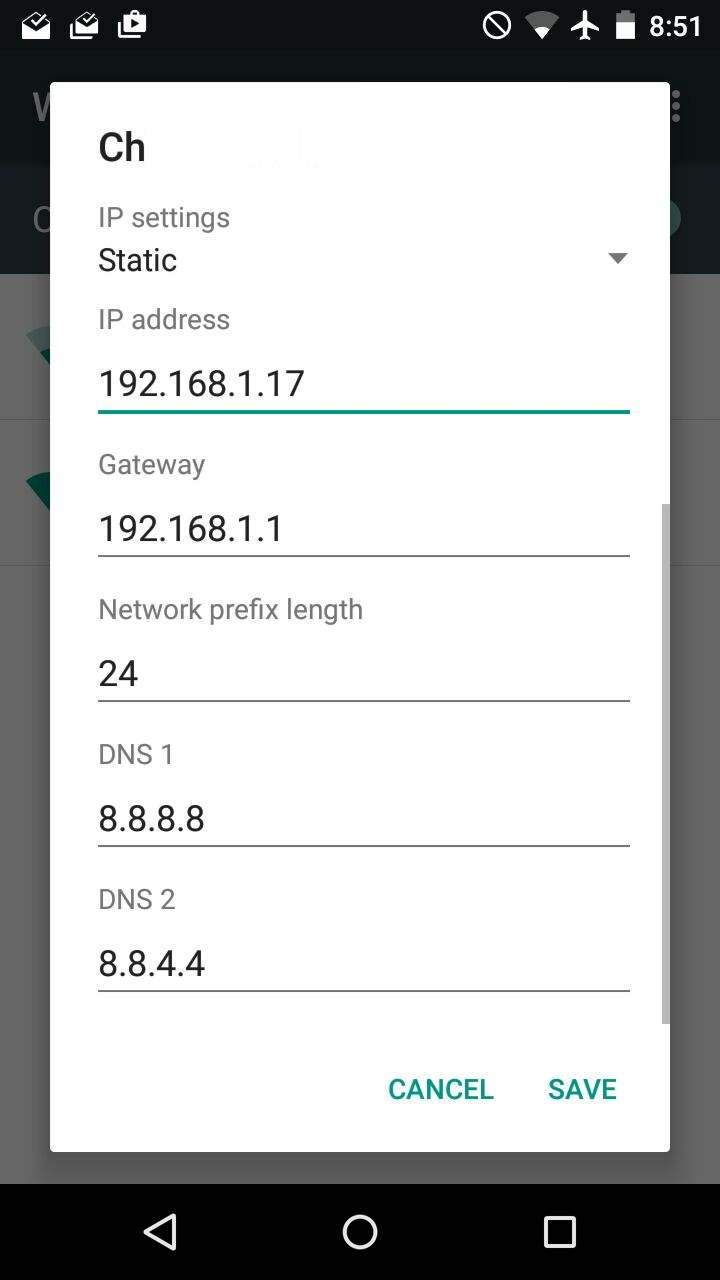 How to Fix Obtaining IP Address Problem with Wi-Fi in Android