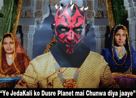 Darth Akbar