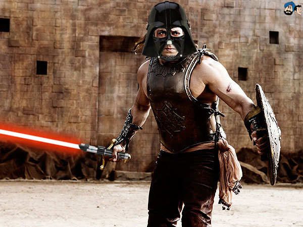 salman khan star wars