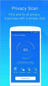 privacy scan smartphone