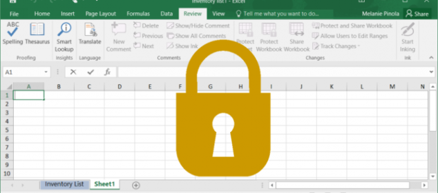 unprotect excel spreadsheet without password