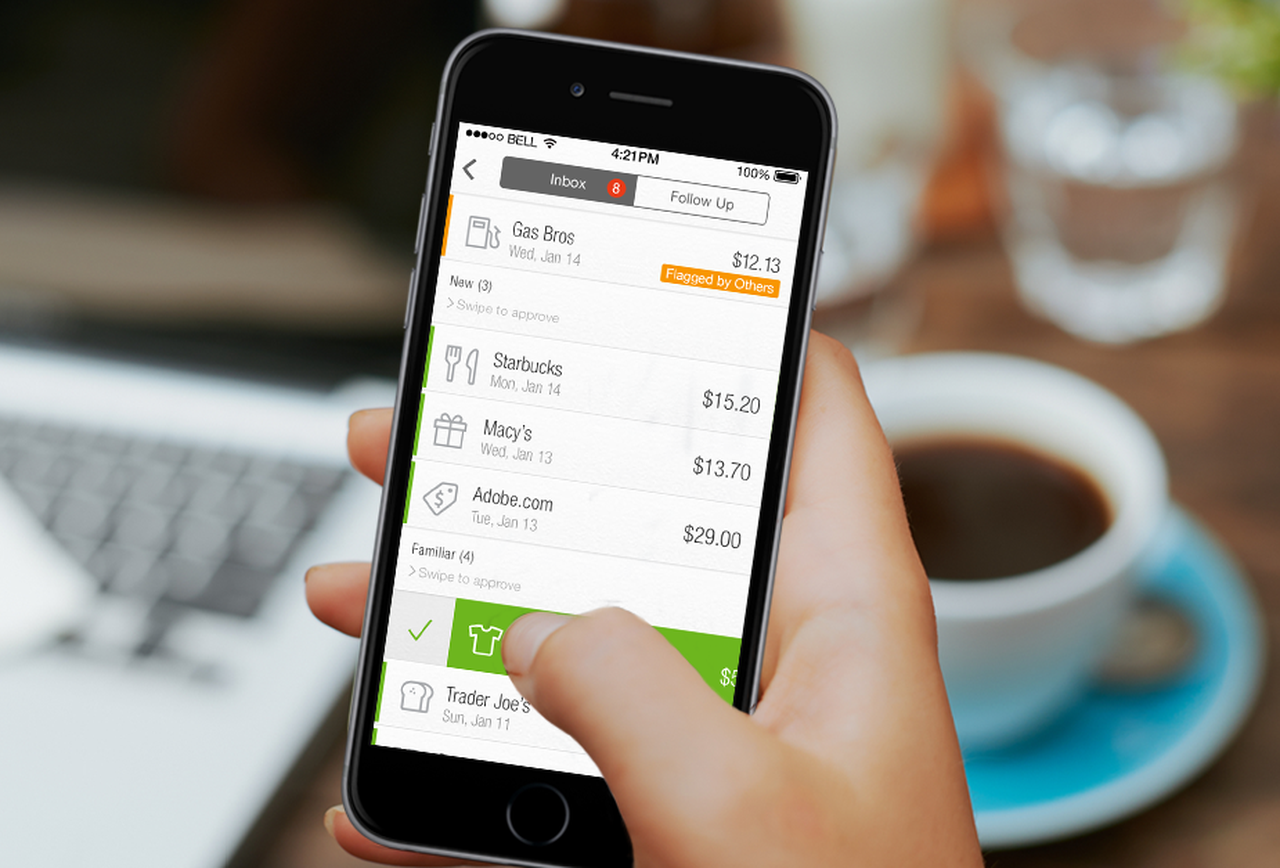 expense management apps